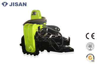 Excavator Mounted Vibratory Pile Hammer For Sumitomo SH240 SH300